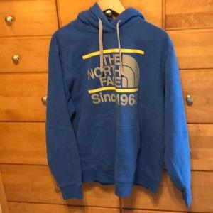 Men's North Face Large Hoodie Sweatshirt